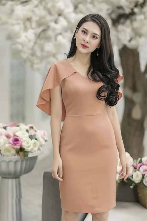 Đầm Công Sở Body Áo Choàng