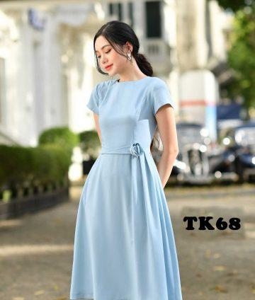 Đầm Xòe TK68