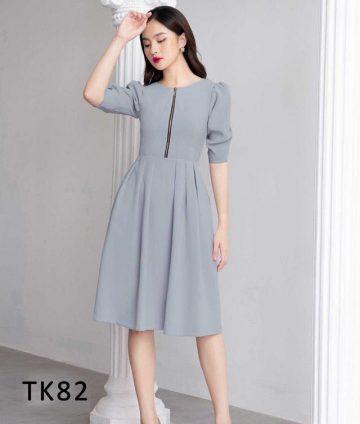 Đầm Xòe TK82