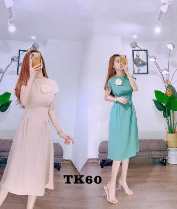 Đầm xòe TK60